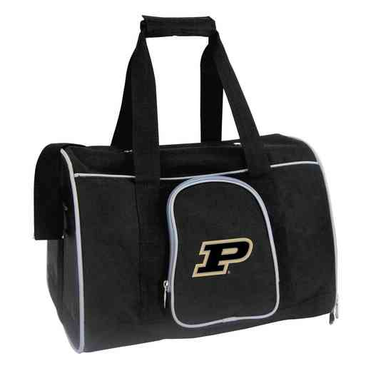 CLPUL901: NCAA Purdue Boilermakers Pet Carrier Premium 16in bag